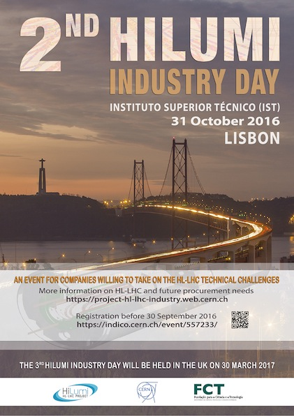 AWGE Tecnologies attended the HILUMI Industry day on Monday 31 in Lisbon